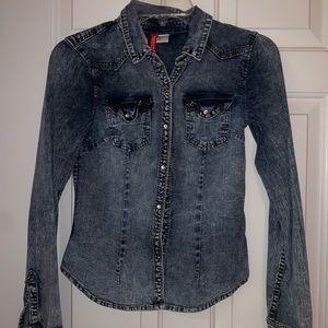 H&M Jean/Denim Jacket‼️